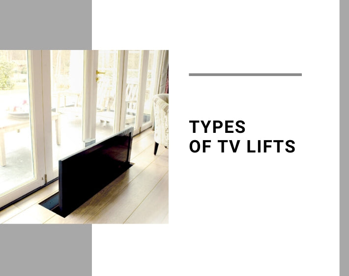 Types of Tv Lifts