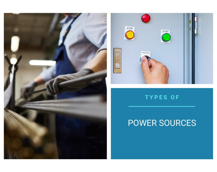 Table Lift power sources
