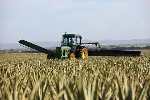 Weatherproof actuators using in agricultural process in harvesting
