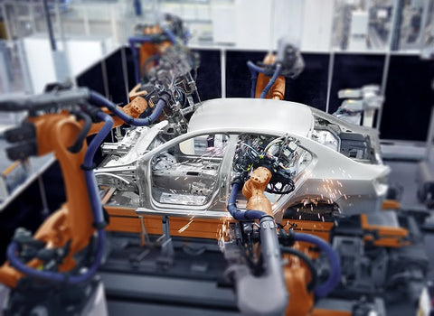 Photo of artificial intelligence in car manufacturing