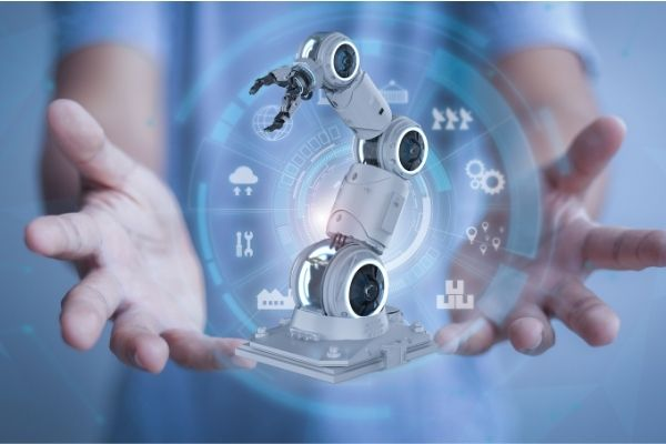 Technical progress in automating a lot of industrial processes