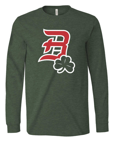 Block B Long Sleeve Soft Tee