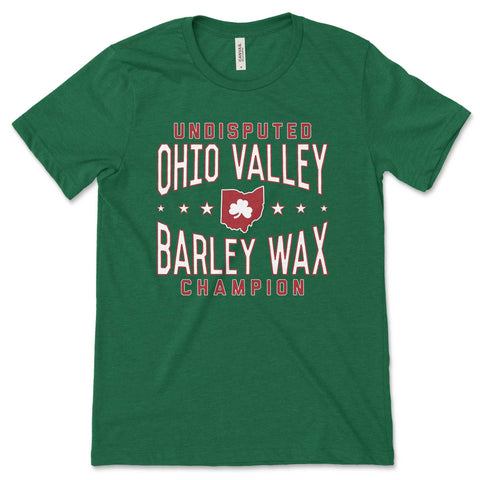 Barley Wax Champion Soft Tee