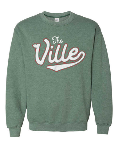 The Ville Crew Sweatshirt