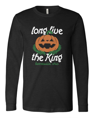 """The King"" Long Sleeve Soft Tee"
