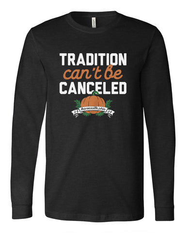 """Tradition"" Long Sleeve Soft Tee"