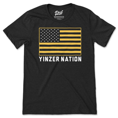 Yinzer Nation Tee