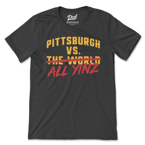 PIT vs. ALL YINZ Tee