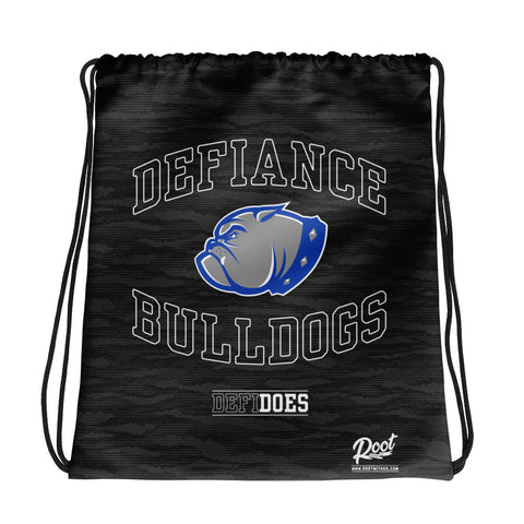 Defiance Drawstring Bag
