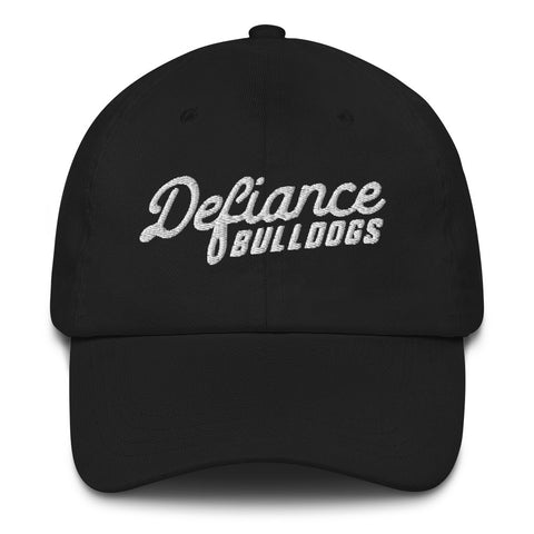 Defiance Bulldogs Classic Dad Hat
