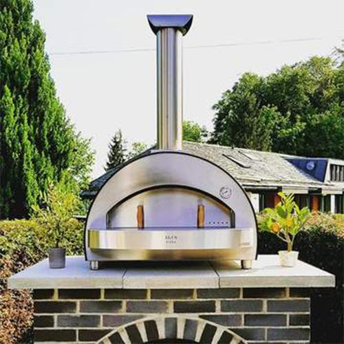 Alfa Benchtop Wood Fired Pizza Ovens