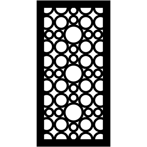 Decorative Patterned Screens