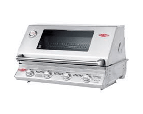 BBQ - Beefeater 4 BNR Stainless Grill