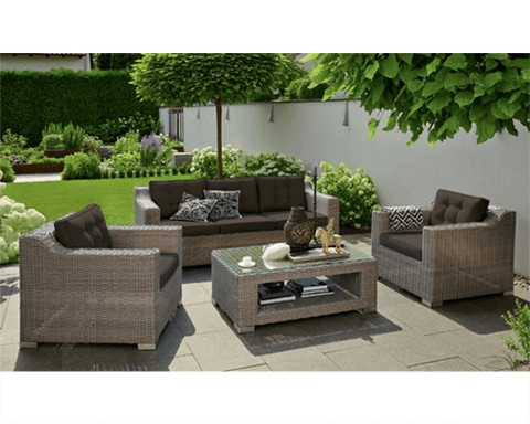 Outdoor Lounge - Beaumaris