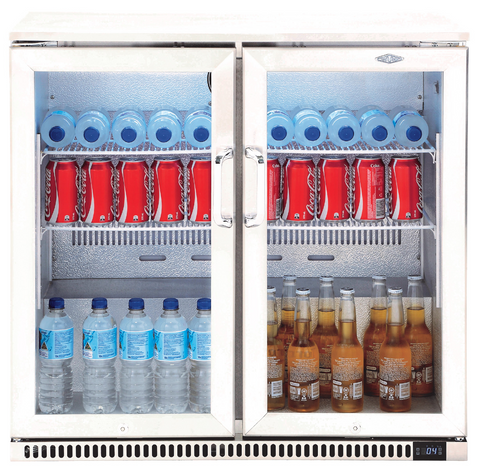 Bar Fridge - Beefeater 200L