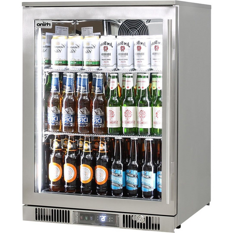 Bar Fridge - Rhino 148L Left Hand
