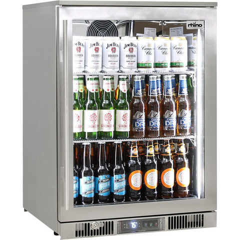 Bar Fridge - Rhino 179L Right Hand