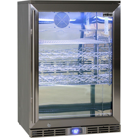 Bar Fridge - Rhino GSP1H-840-SS