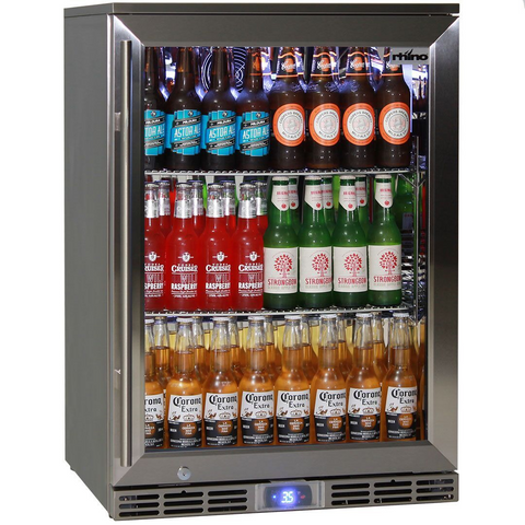 Bar Fridge - Rhino 138L  Right Hand