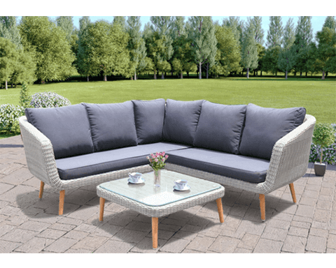 Outdoor Lounge - Mitcham Sofa Set