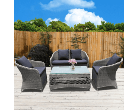 Outdoor Lounge - Preston Sofa Set