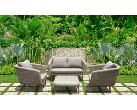 Outdoor Lounge - Vermont Sofa Set