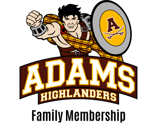 HIGHLANDER FAMILY MEMBERSHIP $25