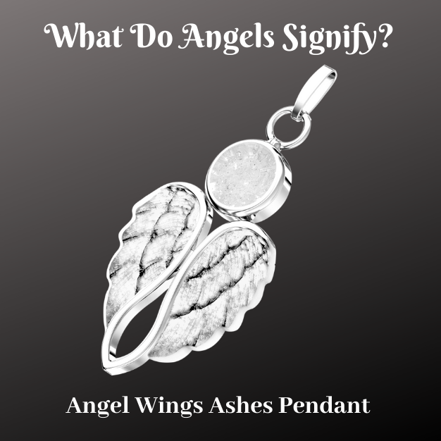 What Do Angels Signify?