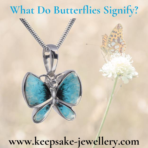 What Do Butterflies Signify?