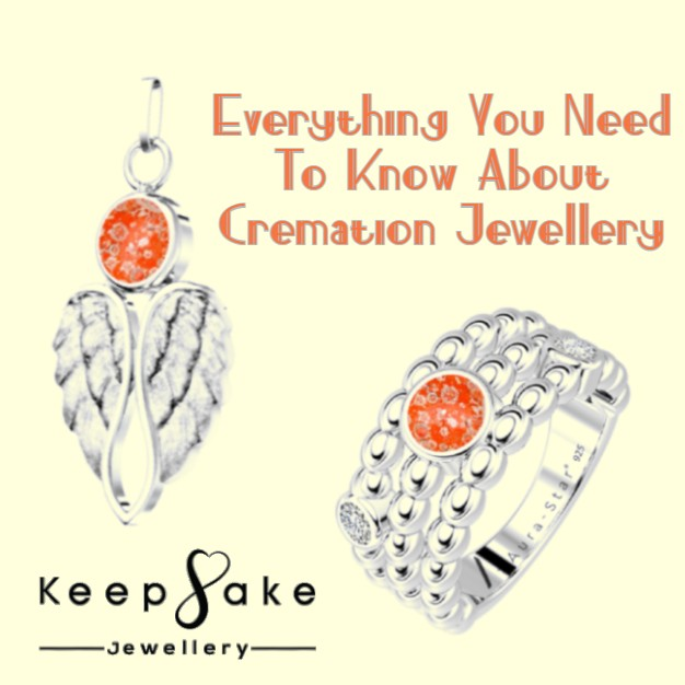 Everything You Need to Know About Cremation Jewellery