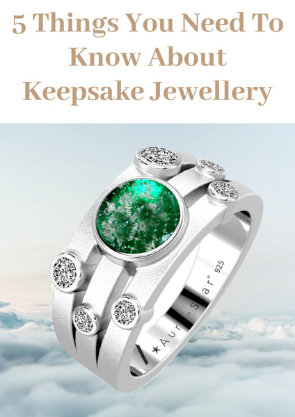 5 Things You Need To Know About Keepsake Jewellery