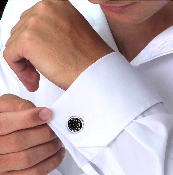 Aura-Star Cufflinks Classic - Keepsake Jewellery