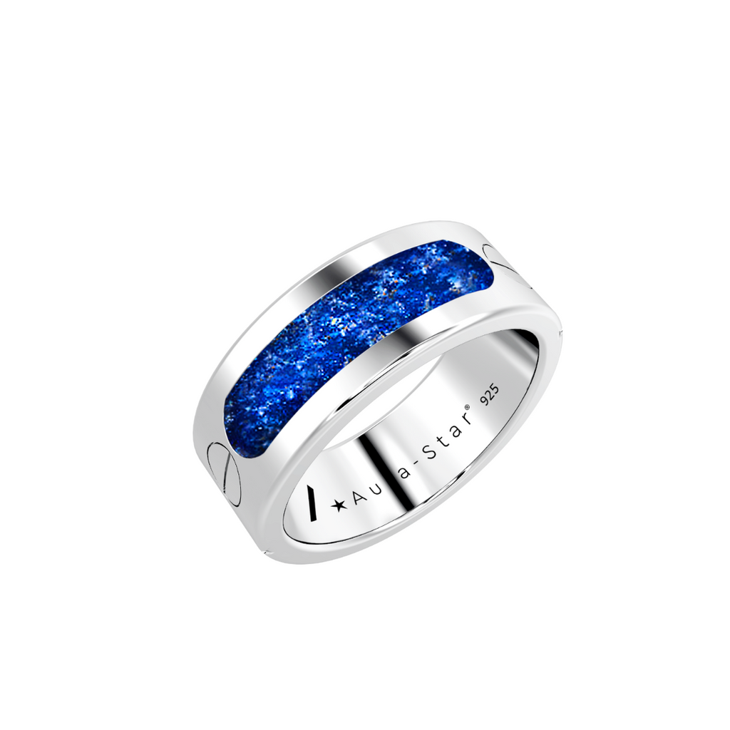 Aura-Star Unisex Ring Loyal BESPOKE - Keepsake Jewellery