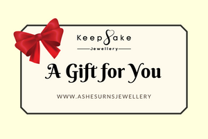 Gift Card - Keepsake Jewellery