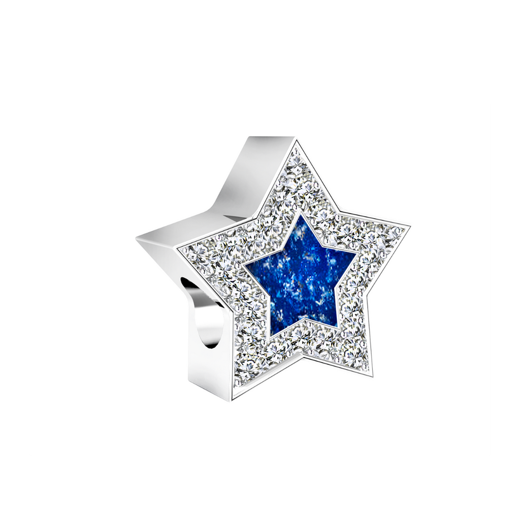 Aura-Star Bead Spiritual - Keepsake Jewellery
