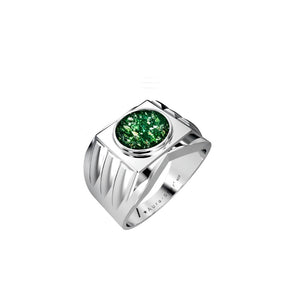 Aura-Star Mens Ring Ardor - Keepsake Jewellery