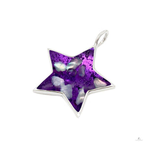 Aura-Star Pendant Classic Star - Keepsake Jewellery