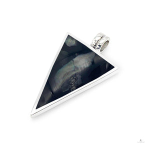 Aura-Star Pendant Classic Triangle - Keepsake Jewellery
