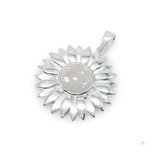 Aura-Star Pendant Sunflower - Keepsake Jewellery