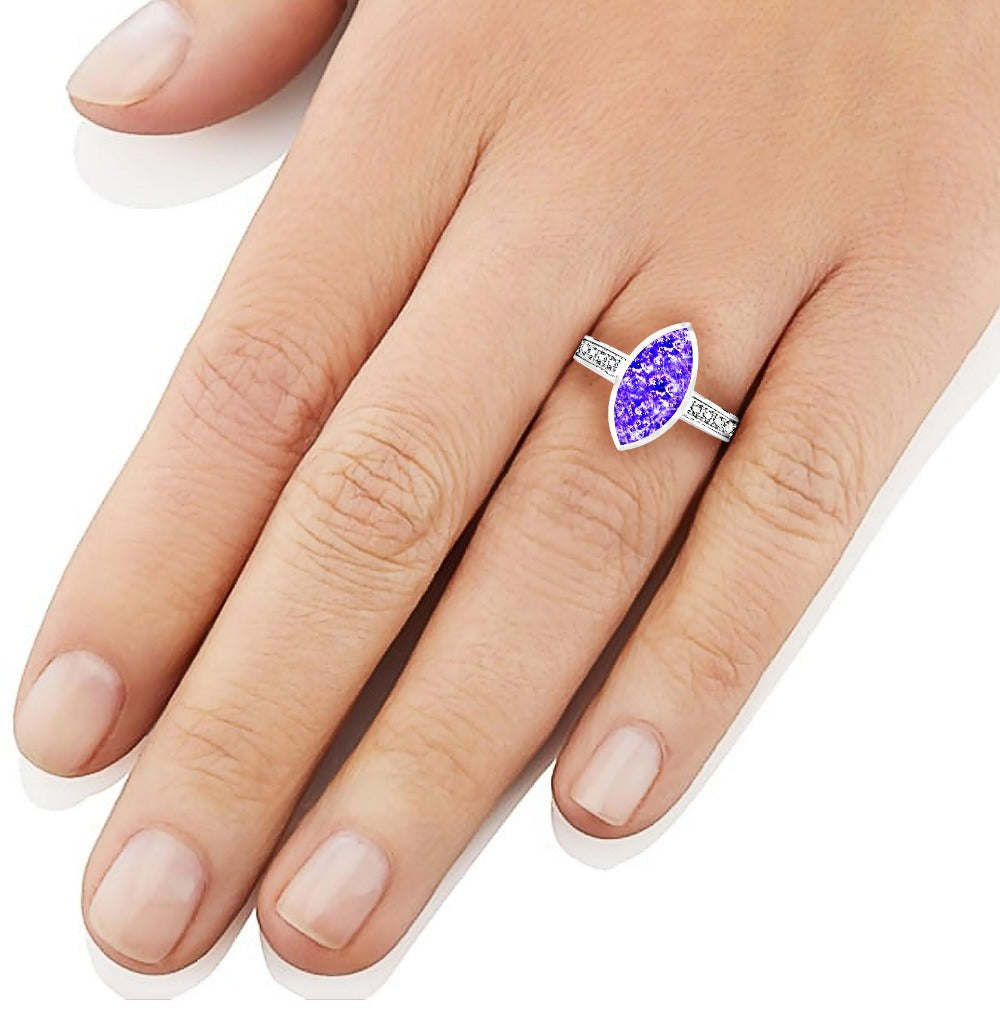 Aura-Star Ring Esteem - Keepsake Jewellery