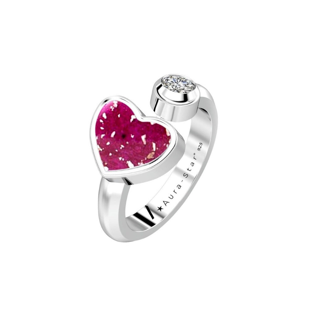 Aura-Star Ring Respect - Keepsake Jewellery