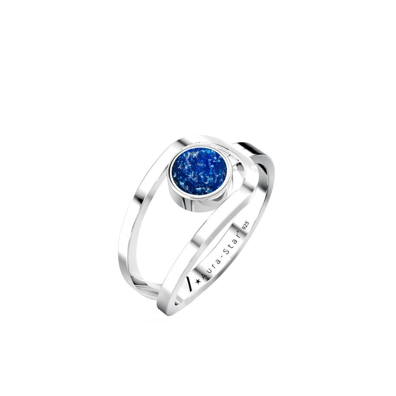 Aura-Star Ring Virtue - Keepsake Jewellery