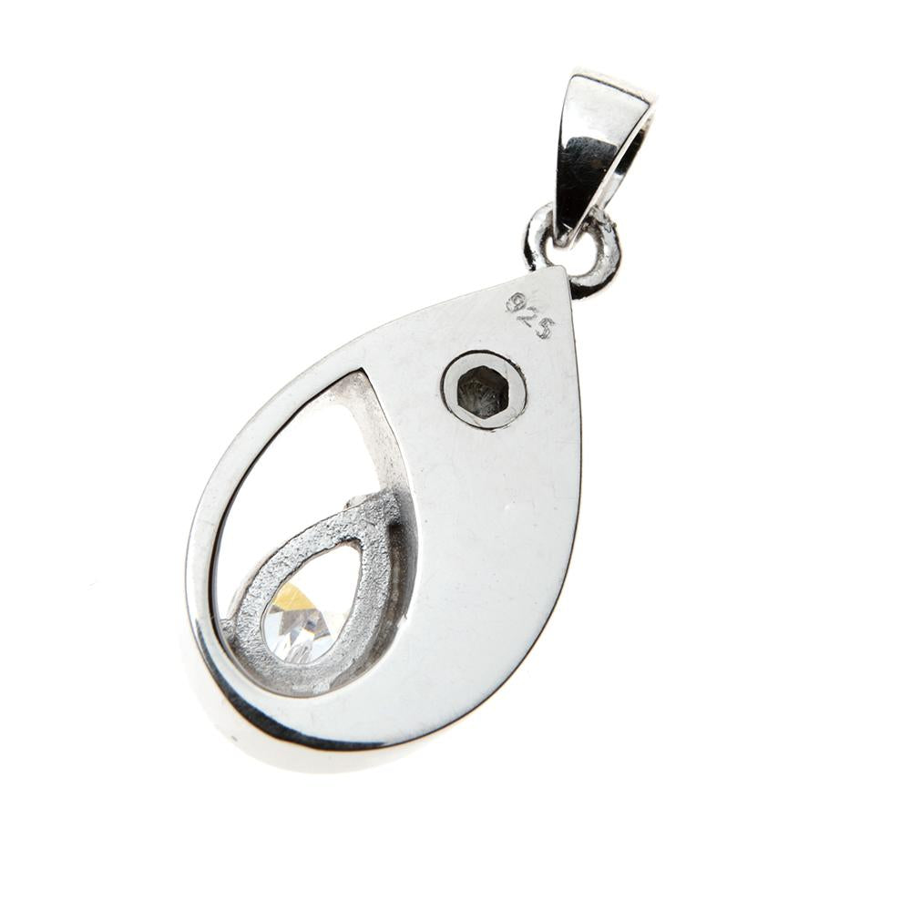 Belgravia Pendant Design 11 - Keepsake Jewellery