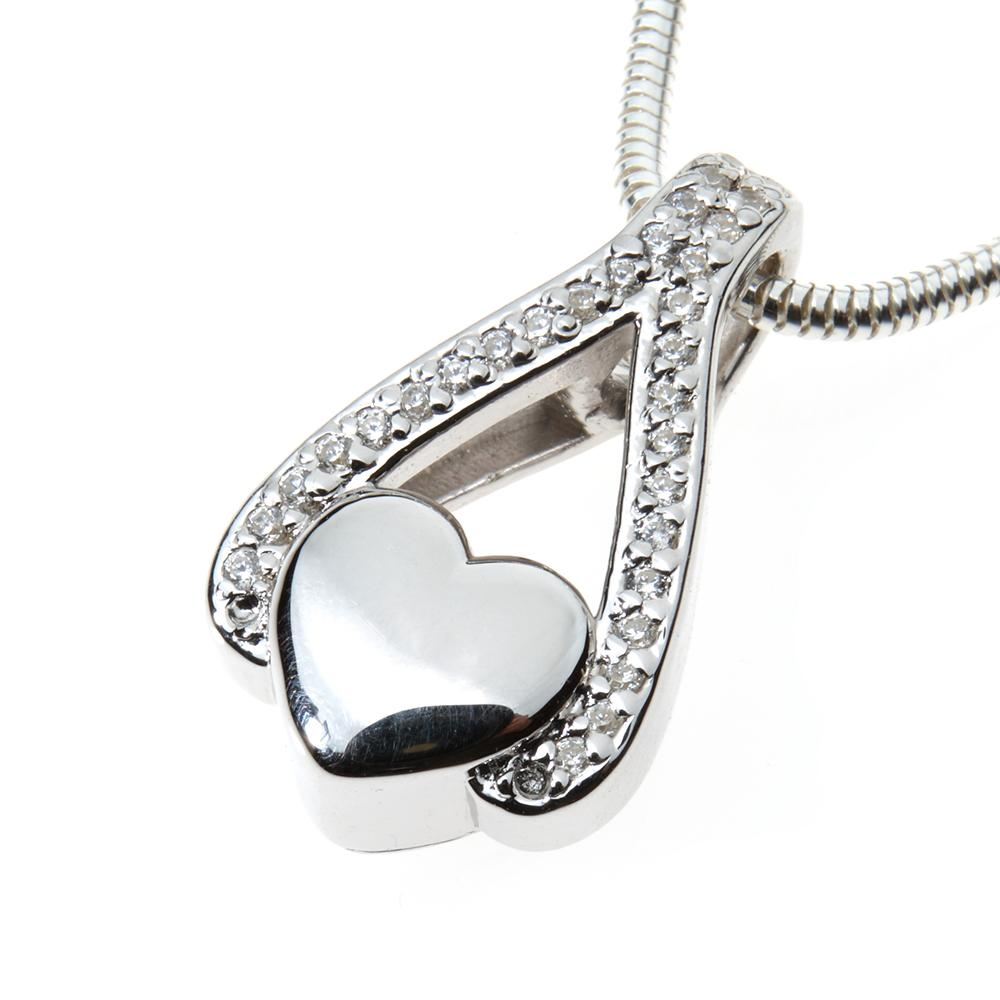 Belgravia Pendant Design 12 - Keepsake Jewellery