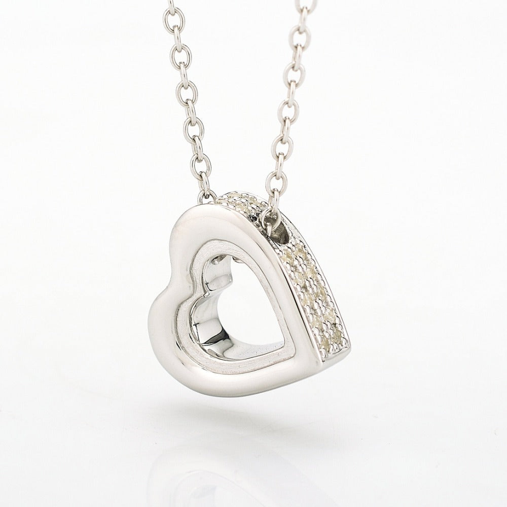 Belgravia Pendant Design 16 - Keepsake Jewellery