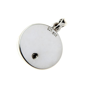 Belgravia Pendant Design 19 - Keepsake Jewellery