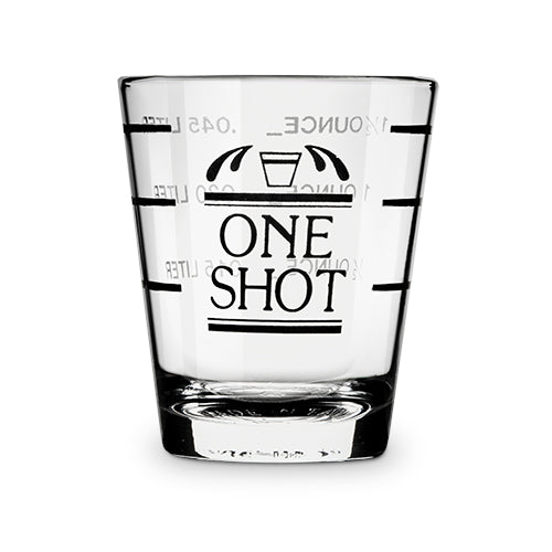 Bullseye: Measured Shot Glass, bulk