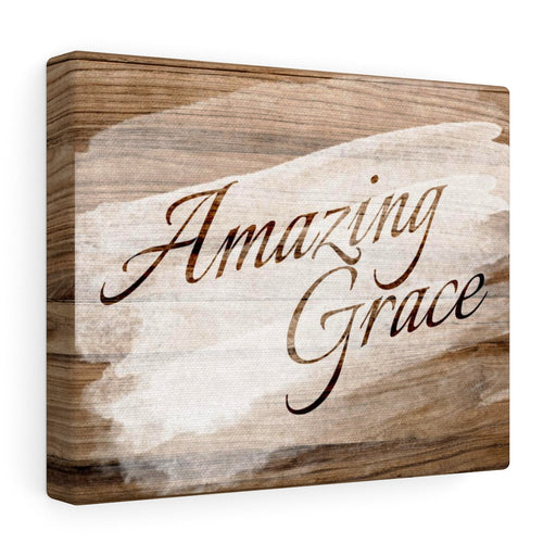 Canvas Wall Art: Amazing Grace
