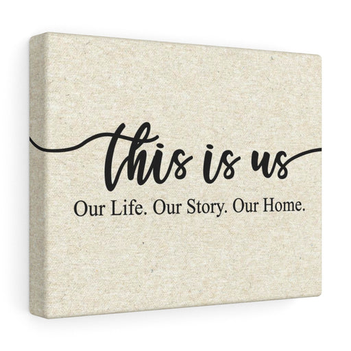 Canvas Wall Art: This Is Us