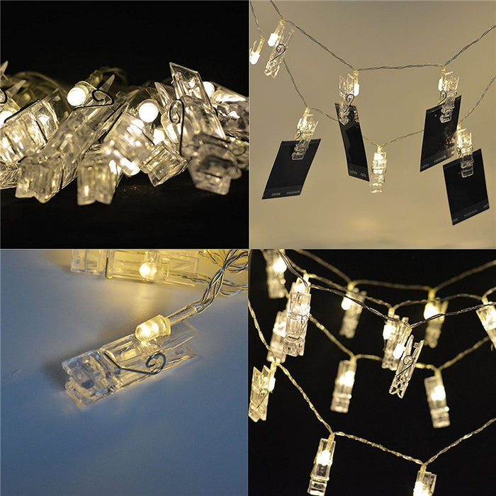 Photo Clip String Lights (20 lights)